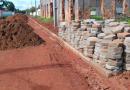 Rua Nilton Belo em Tasso Fragoso ganha calçamento de bloquetes