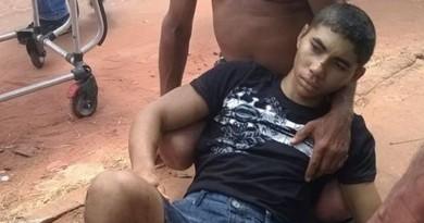 Batida fatal entre carro e moto em Tasso, um Jovem morre